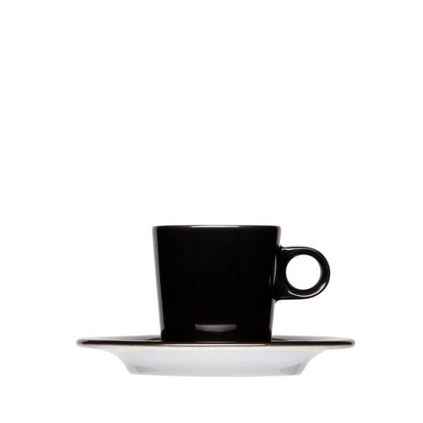 Mahlwerck Espresso-Tasse Joonas Form 201 - schwarz