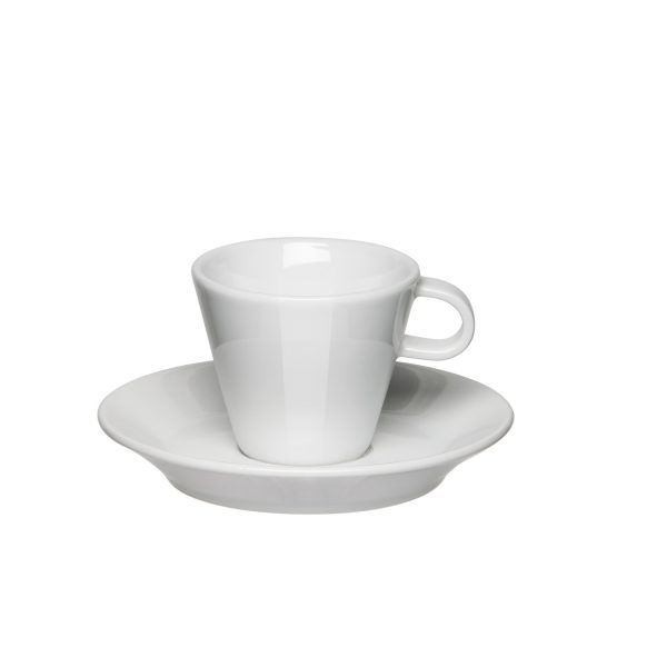 Mahlwerck Espressotasse Form 702 - Tasse mit Untertasse oben