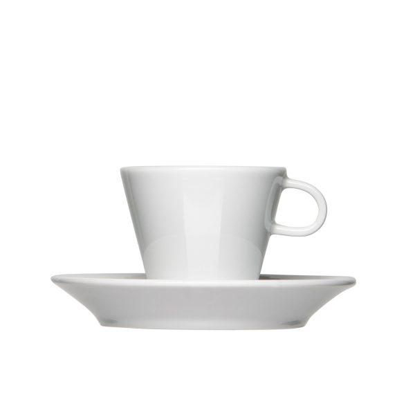 Mahlwerck Espressotasse Form 702 - Tasse mit Untertasse vorne