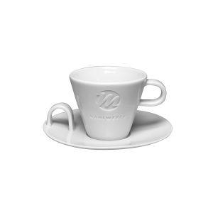 Mahlwerck Espressotasse Form 702 mit Henkel-Untertasse