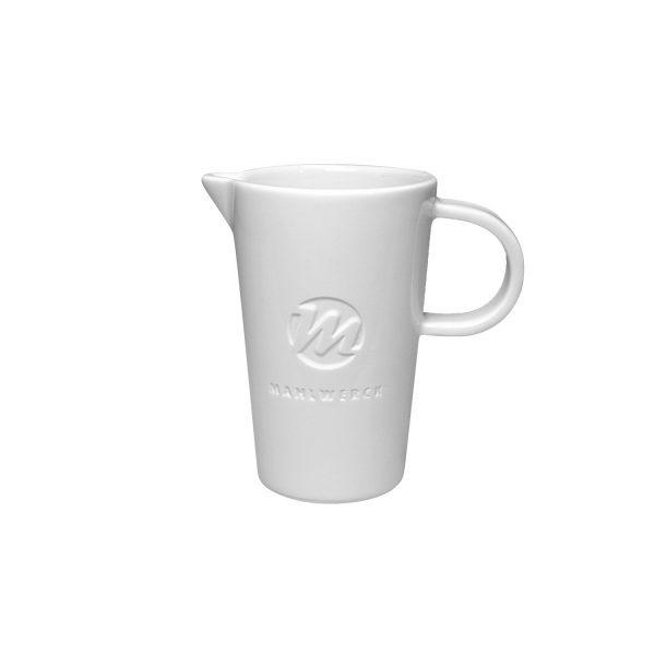 Mahlwercke Milchgießer Form 704 mit Logo-Gravur