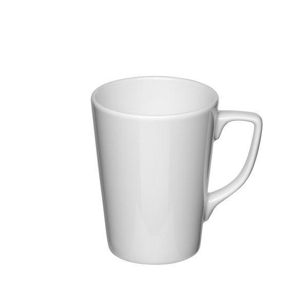 Mahlwerck Tasse Form 779 - Ansicht von der Seite schräg oben
