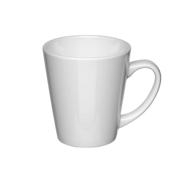 Mahlwerck Tasse Form 784 - Ansicht oben seitlich