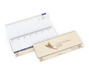 Tischkalender mit Logo drucken lassen im PRESIT Online-Shop