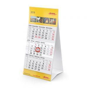 Tischkalender drucken lassen im PRESIT Werbeartikel Online-Shop