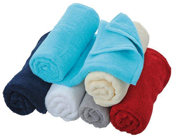 myrtle beach Hand Towel – Werbemittel-Detailansicht 1