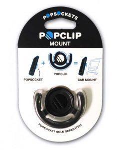 PopSocket - PopClip als Werbeartikel mit Logo bedrucken lassen.