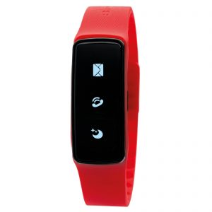Werbeartikel REFLECTS-ACTIVITY TRACKER RED