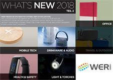 Werbeartikel Neuheiten Katalog 2018