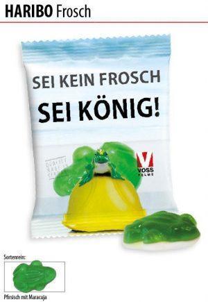Werbeartikel Haribo Frosch