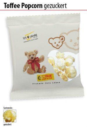 Werbeartikel Toffee Popcorn