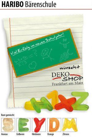 Werbeartikel Haribo Bärenschule