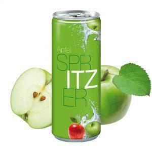 Werbeartikel Getränke bedrucken lassen – Etikett & Full-Body-Label