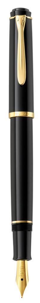 Pelikan Füllhalter Classic P 200 schwarz  als Werbeartikel mit Logo bedrucken im PRESIT Online-Shop