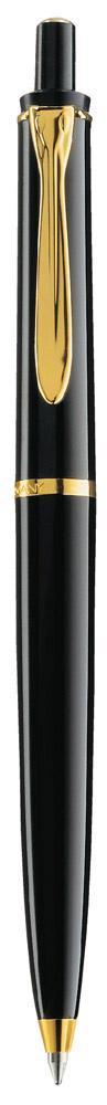 Pelikan Kugelschreiber Classic K 200 schwarz  als Werbeartikel mit Logo bedrucken im PRESIT Online-Shop
