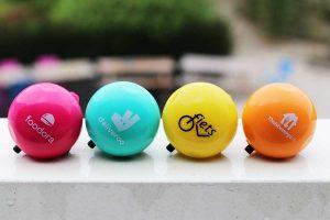RecognizaBell – ist die weltweit erste vollständig anpassbare Fahrradklingel. Wir können diese Glocke in Ihren eigenen Farben produzieren