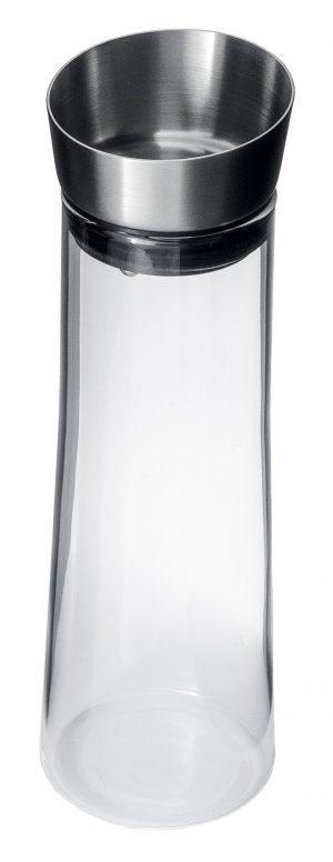 Glaskaraffe TOWER als Werbeartikel mit Logo bedrucken