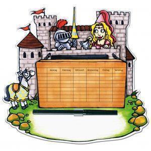 Stundenpläne als Werbemittel bedrucken lassen mit Ihrem Logo im PRESIT Online-Shop