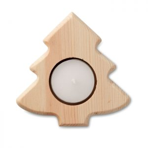 Teelichthalter Tanne TEATREE - Dekoration