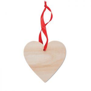 Anhänger Herz WOOHEART - Herzartikel