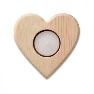 Teelichthalter Herz TEAHEART - Dekoration