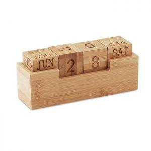 Kalender Bambus KARENDA - Kalender