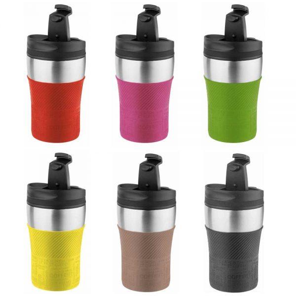 PRESIT-Mug – The Small One – Becher in 6 Farben – für extrem lange Temperaturregulierung