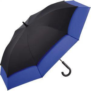 Sturmschirm als Werbeartikel mit Firmenlogo bedrucken lassen im PRESIT Online-Shop.