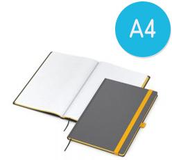 A4 Notizbücher als Werbeartikel bedrucken