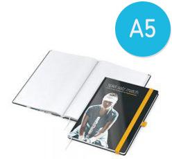 A5 Notizbücher als Werbeartikel bedrucken
