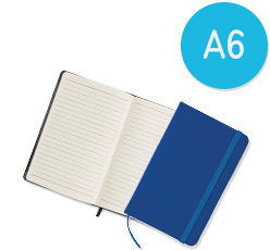 A6 Notizbücher als Werbeartikel bedrucken