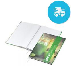 Express Notizbücher als Werbeartikel bedrucken