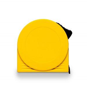 STABILA Taschenbandmaß BM 30W – sichtfenster ermöglicht direktes Ablesen von Innenmaße.