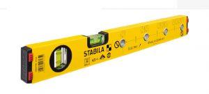 Stabila Wasserwaage 70 electric – besonders geeignet für den Elektriker