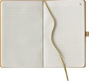 Appeel Notizbuch-Medium – papier und Öko-Kunstleder aus Apfelschalen und ausgewählten Pflanzenfaser