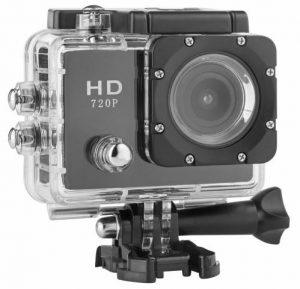 Metmaxx® Actioncam Sports&AdventurePro schwarz im PRESIT Online-Shop