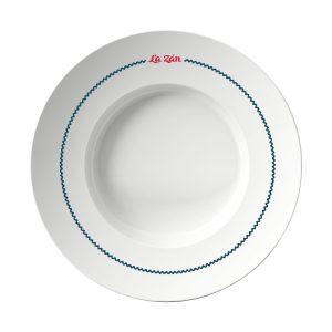 Teller mit Logo bedrucken lassen im PRESIT Werbemittel Online-Shop