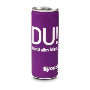 Promo Energy – Energy drink – Fullbody-Etikett