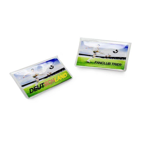 """Detailansicht 2 – Pflastermäppchen """"PVC"""" – Deutschland als Werbeartikel mit Logo bedrucken im PRESIT Online-Shop"""