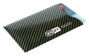 Original Premium CardShield – schutzhülle für Bank- und Kreditkarten, verhindert das Auslesen mittels RFID-Strahlen