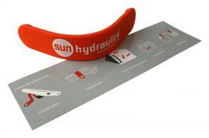 Original Premium MobileStrap – als Handyhalter, Kabelbinder, Kühlschrankmagnet, Magnetclip, Aufhänger