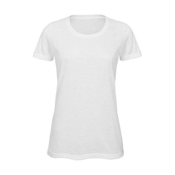 Damen T-Shirt 140 g/m2 SUBLIMATION T-SHIRT WOMEN - White - T-Shirts