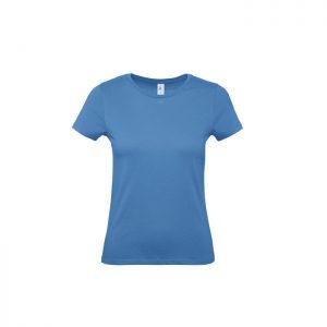 Damen T-Shirt 145 g/m² #E150 /WOMEN T-SHIRT - Azure - T-Shirts