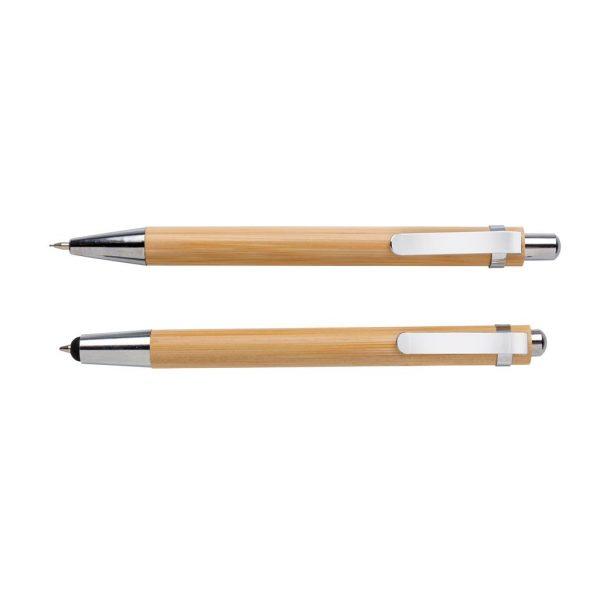 Bambus Schreibset