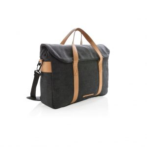 Canvas Laptop-Tasche PVC frei