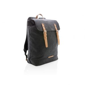 Canvas Laptop-Rucksack