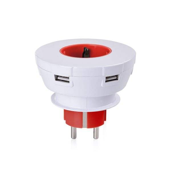 USB plug Rot