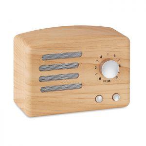 BT Lautsprecher in Holz-Optik JACKSON - Lautsprecher