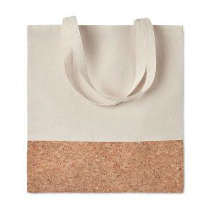 Einkaufstasche mit Korkbesatz ILLA TOTE - Einkaufstaschen