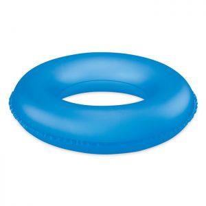 Aufblasbarer Schwimmring DONUT - Strand-Werbeartikel